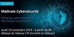 Matinale Cybersécurité 14 nov 2019